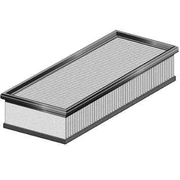 Filtro de aire A1576 (PURFLUX)