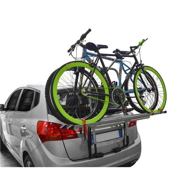 Support vélo Menabo Steel Bike 2 pour 2 vélos de hayon / coffre
