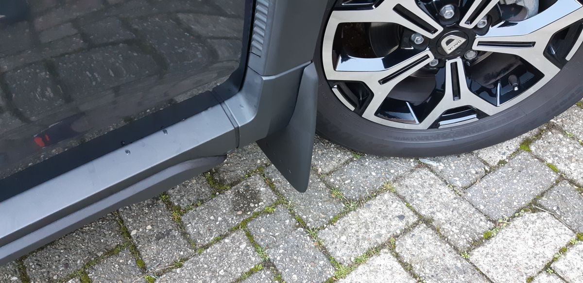 mudguards front