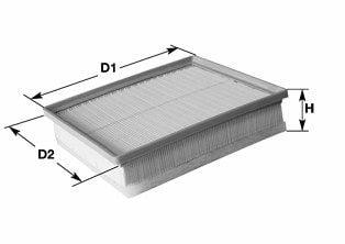 Filtro de aire MA3186 (CLEAN FILTERS)