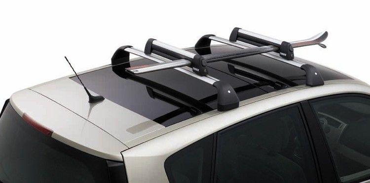 DACIA - Thule Porte-skis - 4 paires (Dacia Original)