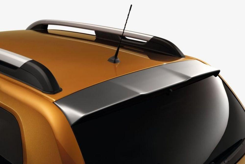 Duster II (2018-2021) - Alerón de techo- gris (Dacia Original)