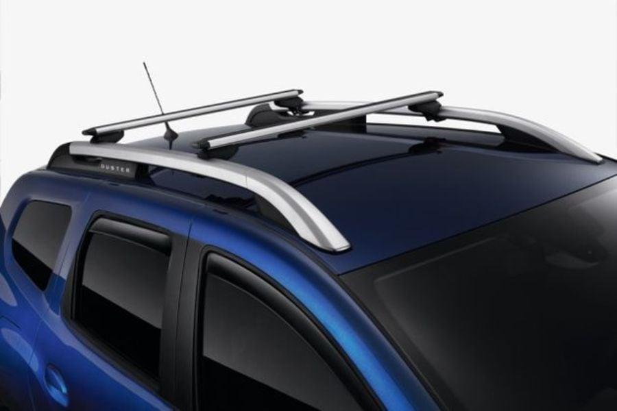 Duster II (2018-2021) - Barras de techo travesaños (Dacia Original)