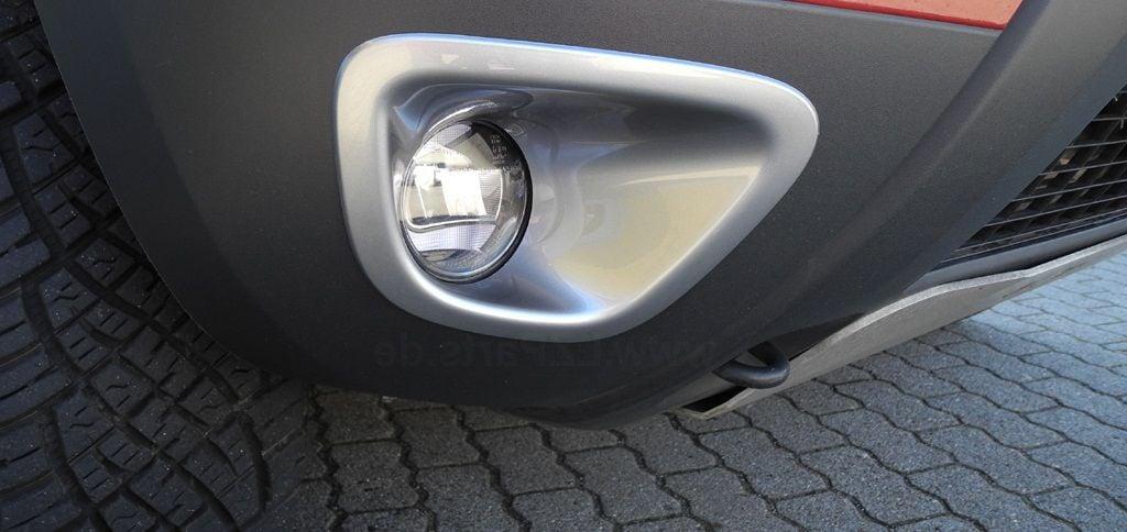 Duster (2010-2017) - Embellecedor faros antiniebla (Dacia Original)