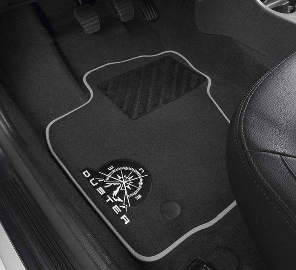 Duster (2010-2017) - Esteras del piso textil Aventure (Dacia Original)