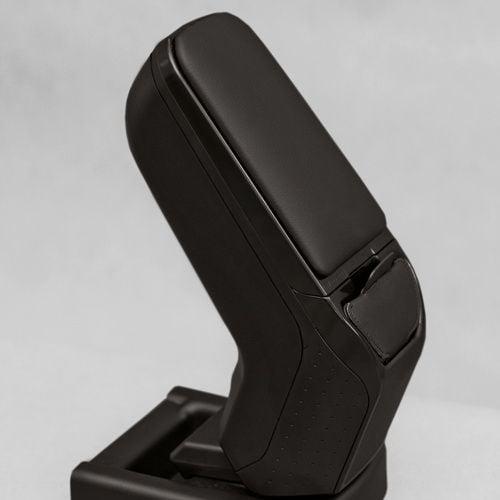 Sandero II/ Logan II (2017-) - Premium Apoyabrazos con bolsillo portátil
