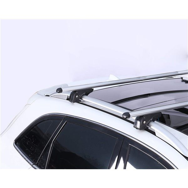 Dacia Duster II (2018-2021) - Barres de toit transversales K39 Lion