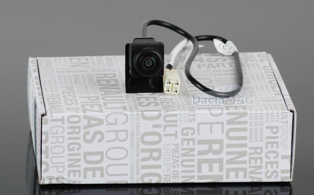 Logan II / Logan II MCV - Rear view camera (Dacia Original)