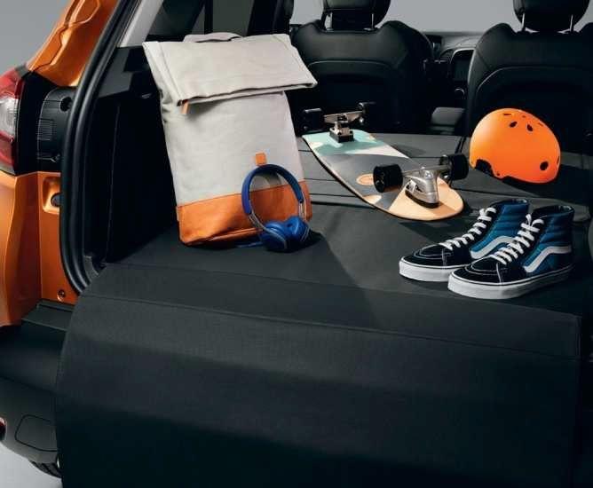 Renault Captur - Protector del maletero contra la suciedad EasyFlex (Renault Original)