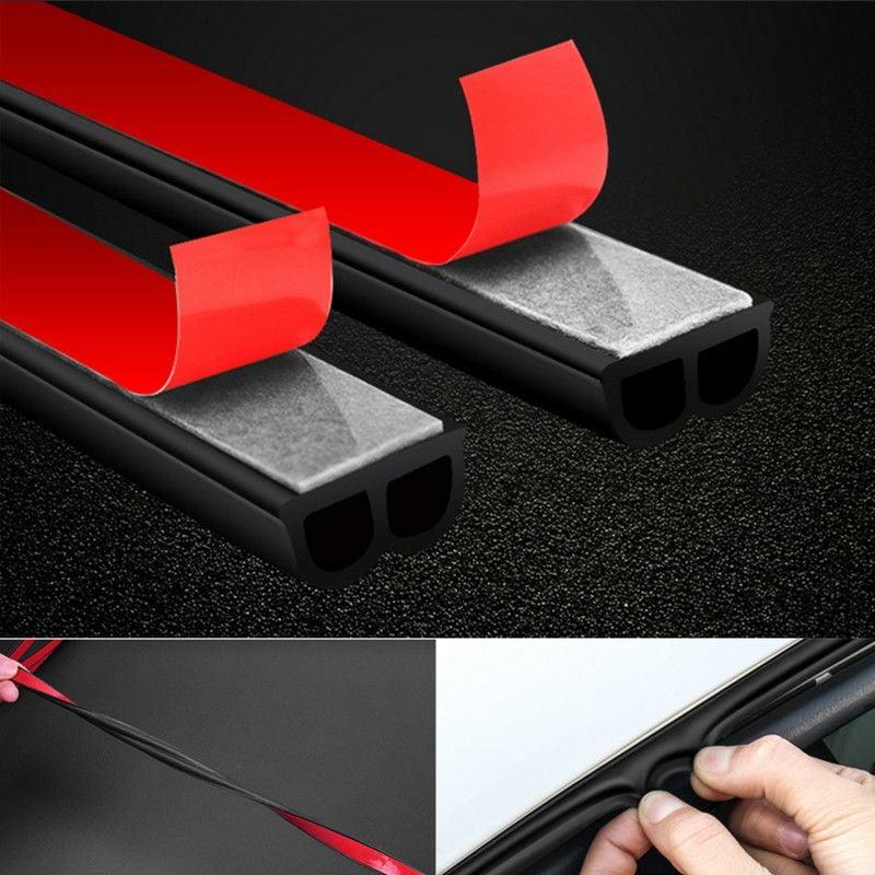 Protección borde de puerta de coche