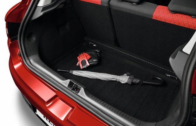 Renault Clio IV hatchback - Bandeja de protección del maletero (Renault Original)