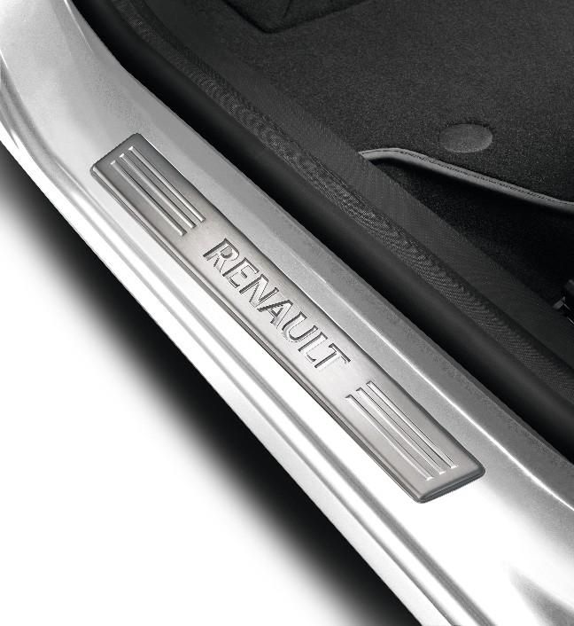 Renault Clio IV - Premium Protección umbrales de puerta- delantero (Renault Original)