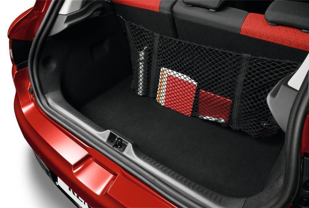 Renault Captur / Megane / Clio - Red de maletero- vertical (Renault Original)