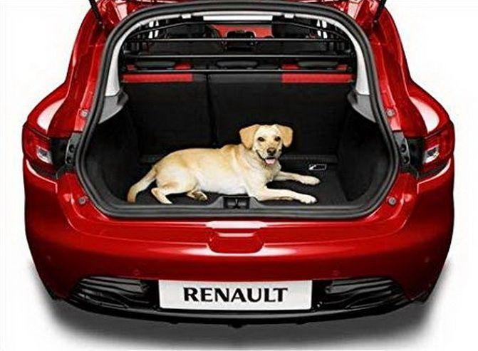 Renault Clio IV hatchback - Rejilla de separación (Renault Original)