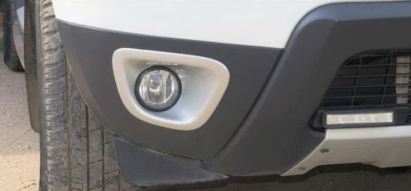 Duster (2010-2017) - Fog light trims