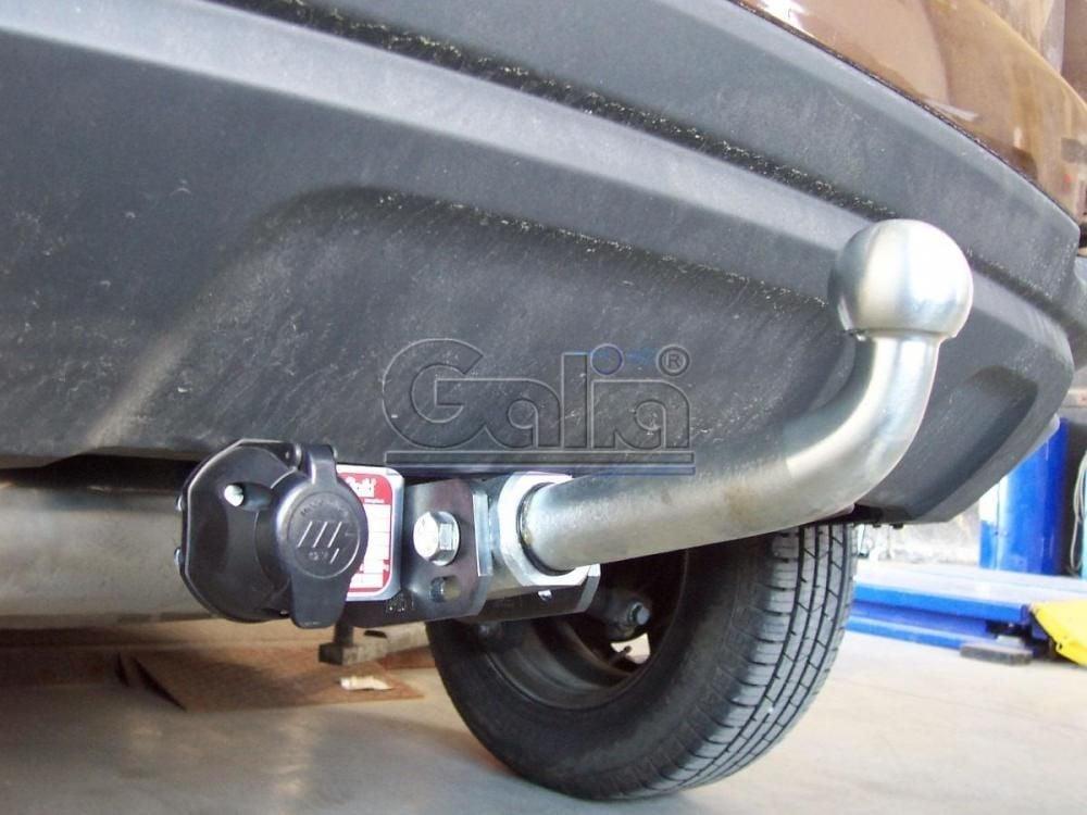 Duster II (2018-2021) - Towing set (towing hook + tow bar + electrics set) Galia