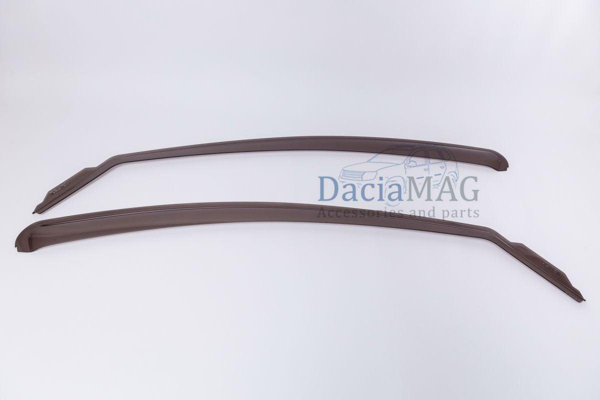 Duster II (2018-2021) - Wind deflectors front (Dacia Original)