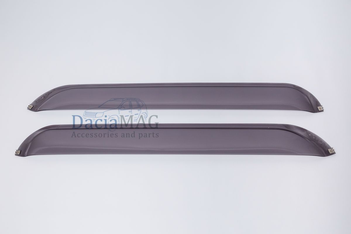 Duster II (2018-2021) - Viento deflectores traseros (Dacia Original)