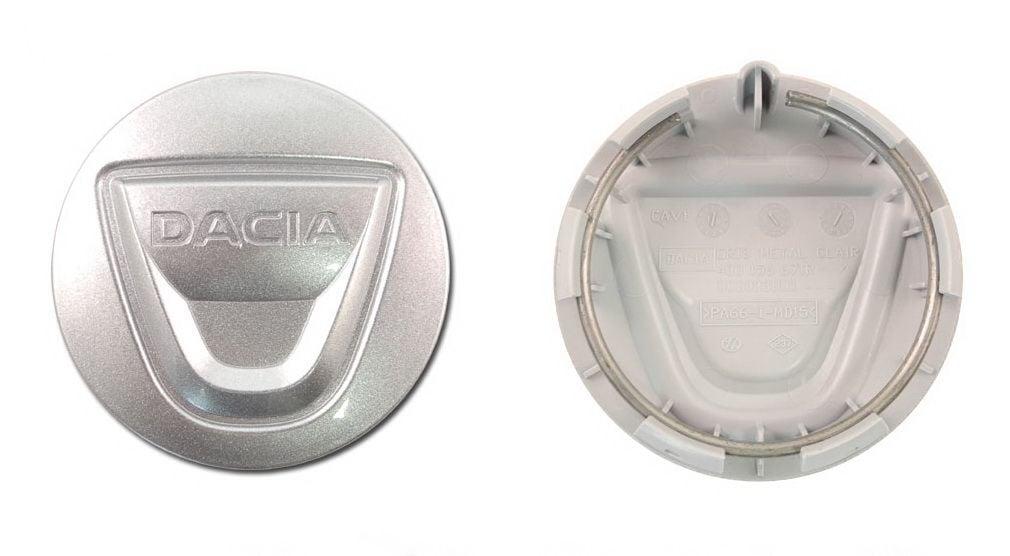 Dacia - Tapacubos con Dacia Logo (Dacia Original)