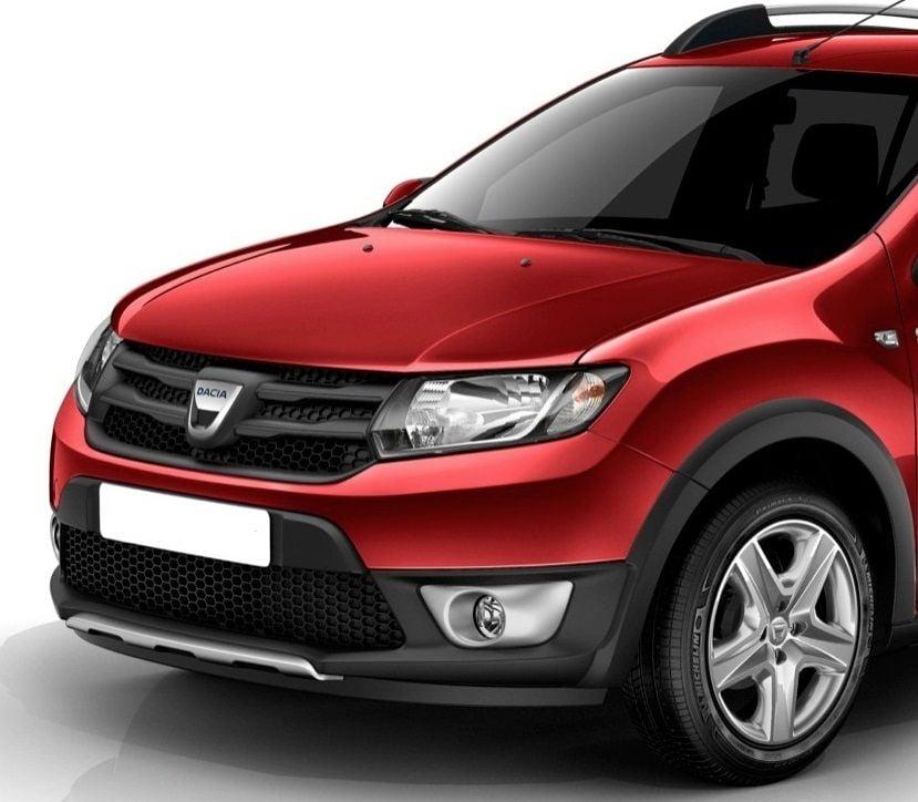Sandero II/ Logan II - Fog light trims