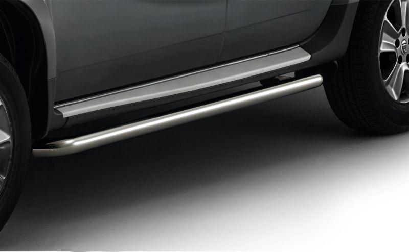Duster (2010-2017) - Chrome side step bars (Dacia Original)