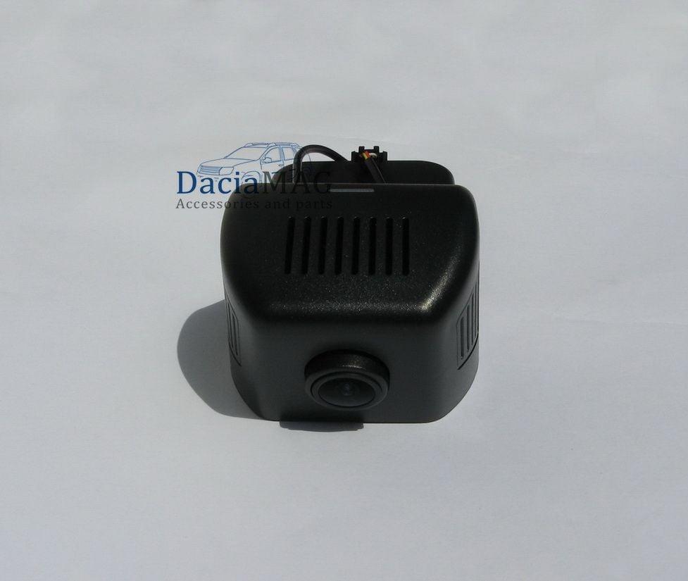 Duster II (2018-2021) - Grabador de vídeo para espejo retrovisor sin sensor de lluvia y luminosidad (Dashcam) (Dacia Original)