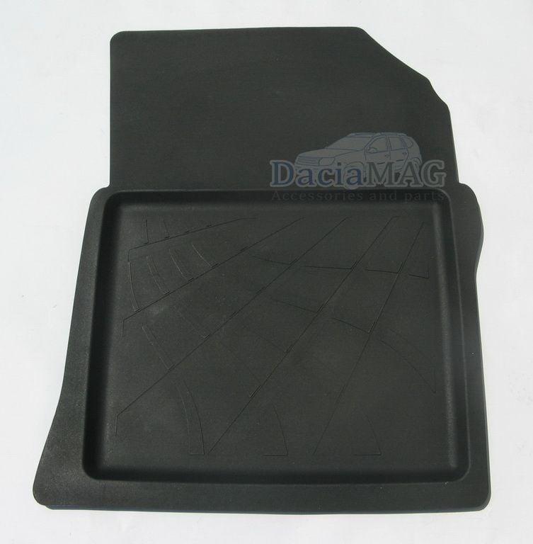Dokker (5 seats) - Rubber floor mats (Dacia Original)