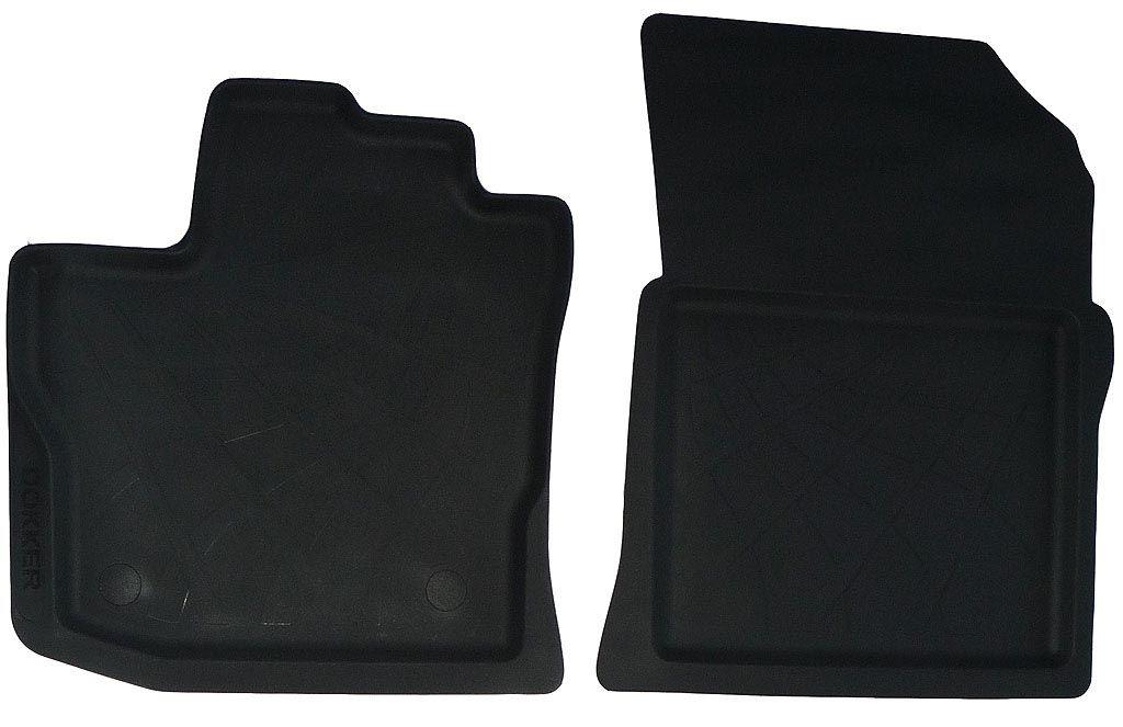 Dokker (2 seats) - Rubber floor mats (Dacia Original)