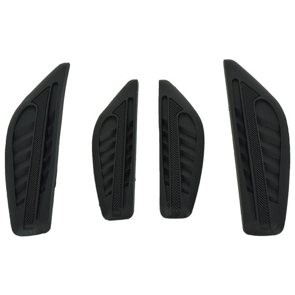 Door bumper strips for car side protection
