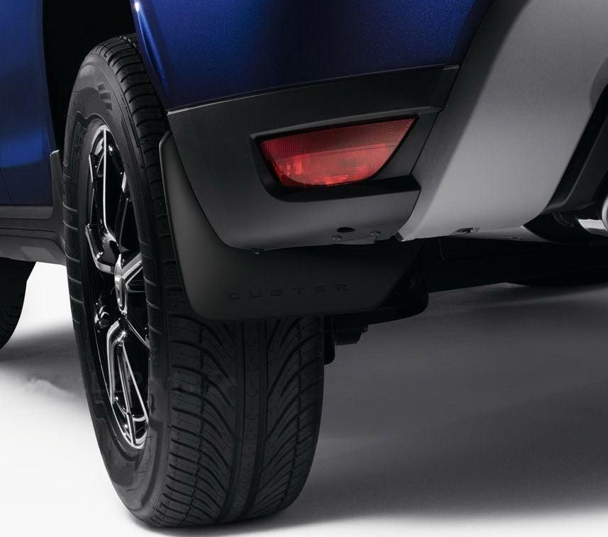 Duster II (2018-2021) - Guardabarros conjunto delantero y trasero (Dacia Original)