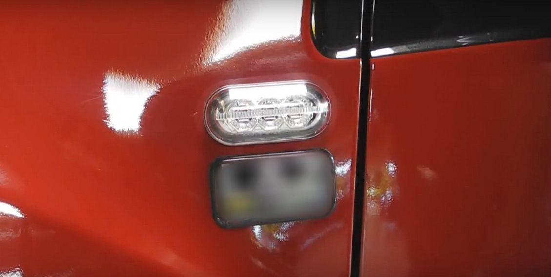 Duster / Lodgy / Dokker - Luces de posición laterales con LED