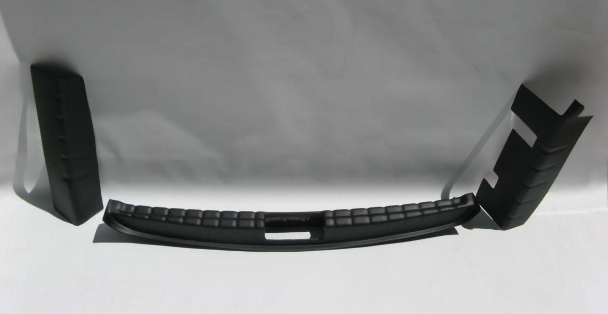 Duster (2010-2017) - Protección de la entrada del maletero
