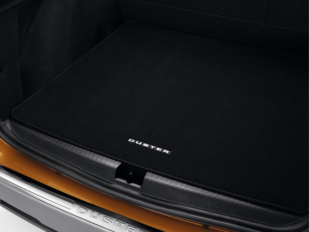 Duster II 4X4 (2018-2021) - Textil guarnecido del maletero (Dacia Original)