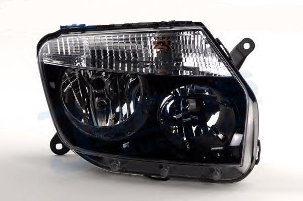 Duster 4x4 (2013-2017) - Faro ahumado derecho (Dacia Original)