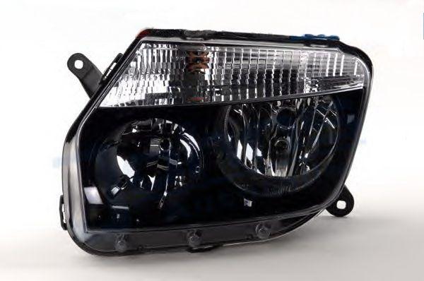 Duster 4x4 (2013-2017) - Smoked headlight left (Dacia Original)