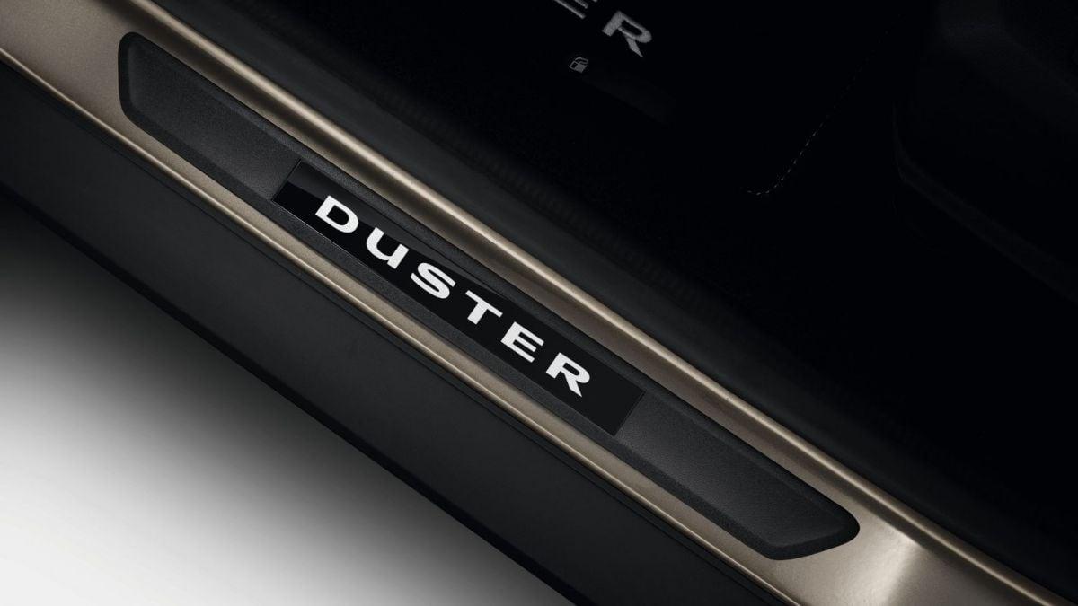Duster II (2018-2021) - Protección umbral de puerta (Dacia Original)