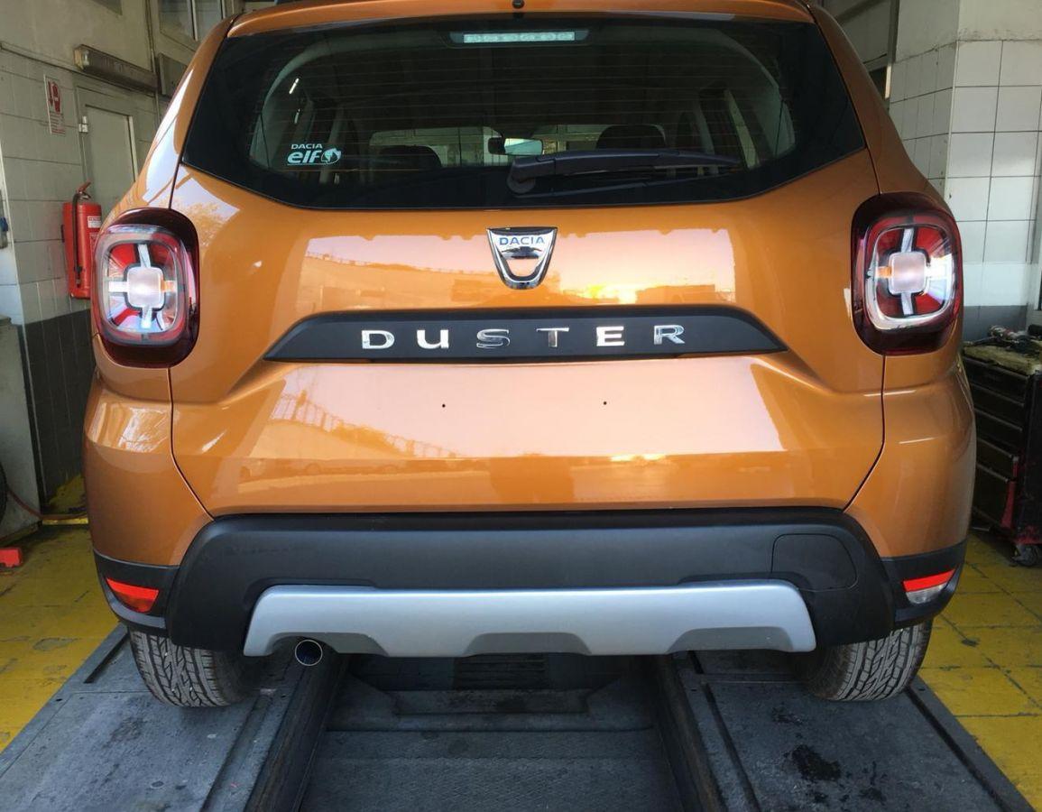 Duster II (2018-2021) - Difusor trasero