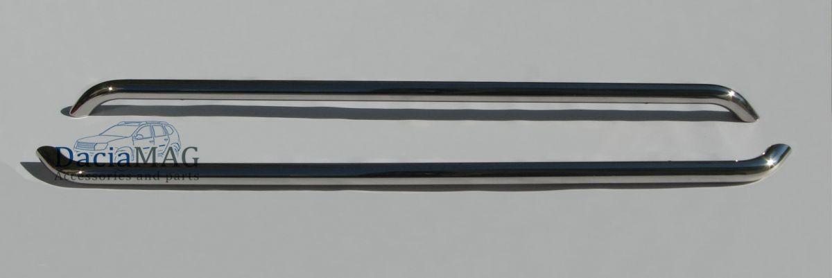 Duster II (2018-2021) - Side protection bars (Dacia Original)