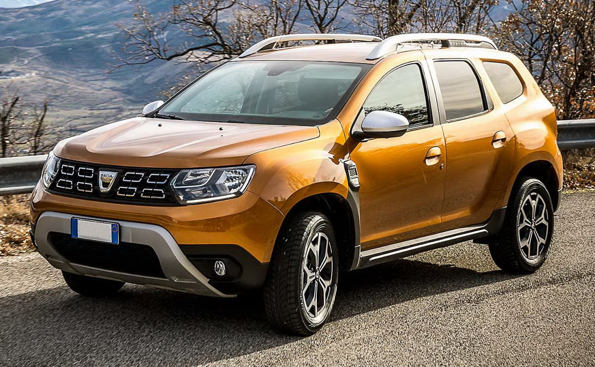 Duster II (2018-2021) - Faro izquierdo (Dacia Original)