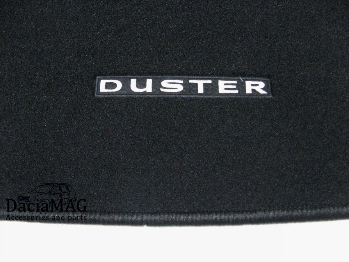 Duster II 4X2 (2018-2021) - Textile tapis de coffre (Dacia Original)