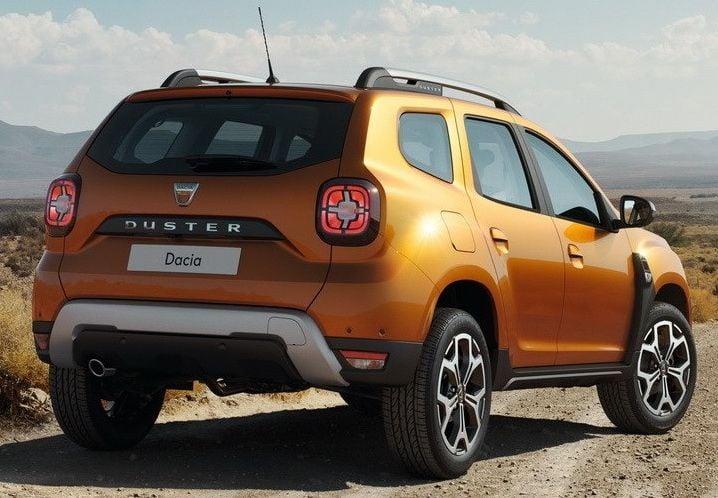 Duster II (2018-2021) - Faro trasero derecho (Dacia Original)