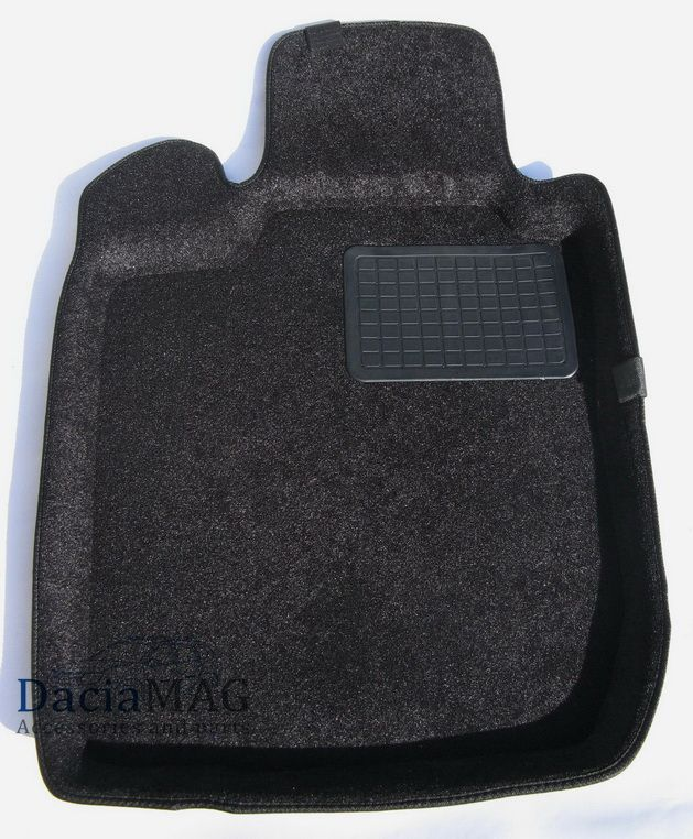 Duster - Textile floor mat