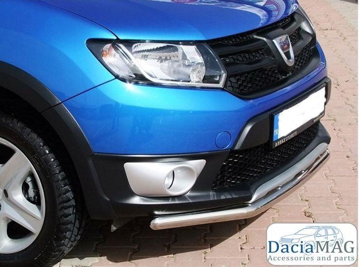 Sandero II (2012-present) - Front protection bar