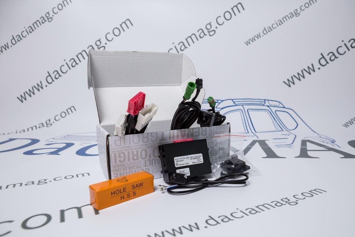 Duster II (2018-2021) - Cámara de visión delantera (Dacia Original)