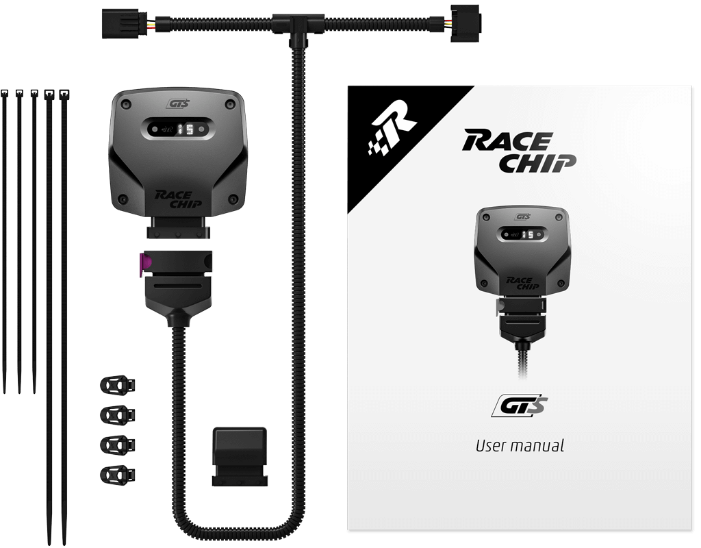 Dokker - Race Chip GTS +27 HP +60 Nm (Marca Original)