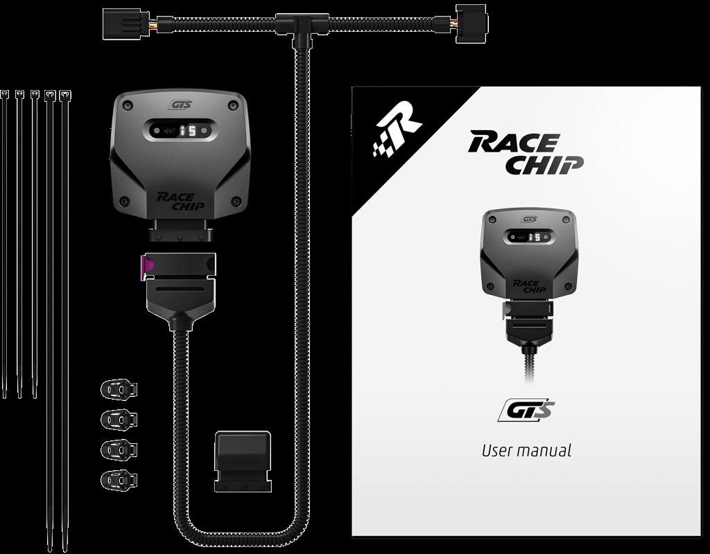 Sandero II - Race Chip GTS +27 HP +60 Nm (Marca Original)