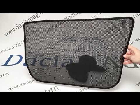 Duster II (2018-2021) - Parasoles / cortinillas de coche(Dacia Original)