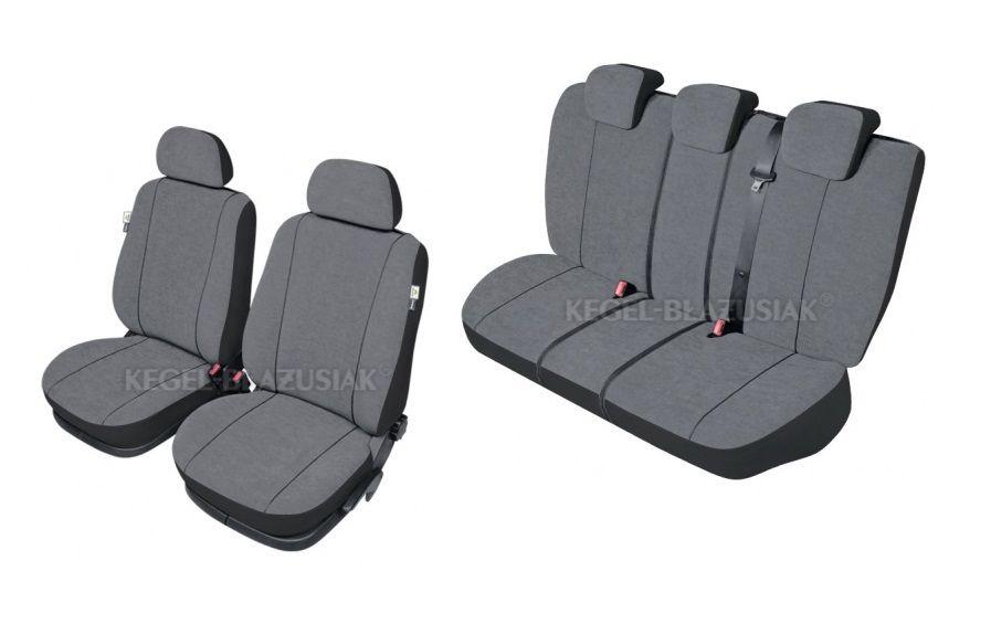 Sandero II - Fundas de asientos