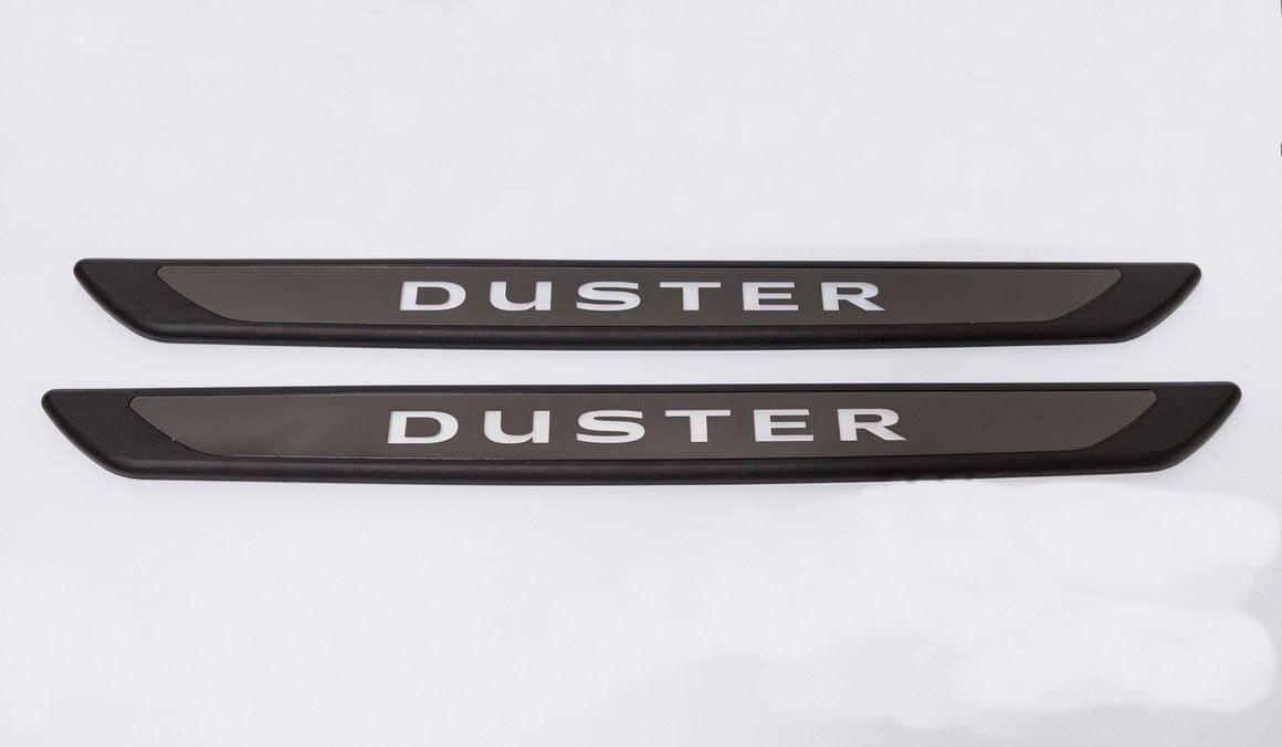 Duster II (2018-2021) - Seuils de porte éclairés (Dacia Original)