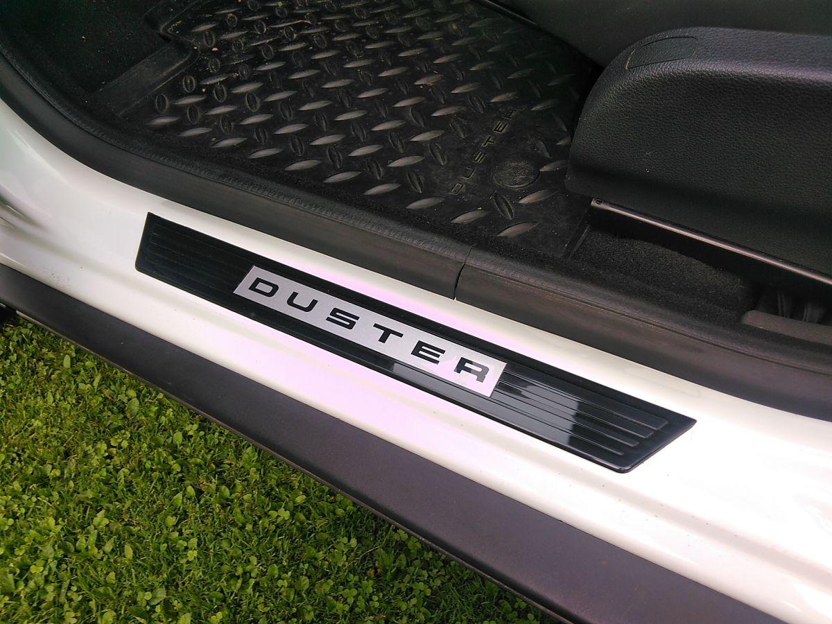 Duster (2010-2017) - Door sills (Dacia Original)